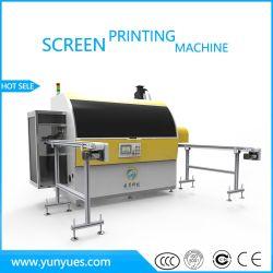 De multifunctionele Automatische Machine van de Druk van de Serigrafie van de Flessen van het Glas van het Parfum van de Pen van het Kristal Plastic