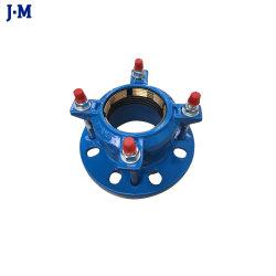 Adaptador de flange de retenção para o PVC/tubo de HDPE