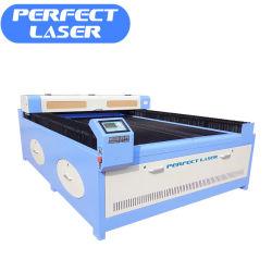 Lederne Schuh-Laser-Ausschnitt-Maschinen-Umhüllungen-Laser-ScherblockEngraver für Schnitt-Maschine 130180 des Verkaufs-/Laser