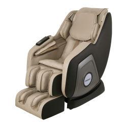 Роскошный 2D Intelligent массажное кресло Wireless Blue-Tooth автоматического обнаружения тела нулевой гравитации отопление терапии SL-Тип Super-Long массаж в топливораспределительной рампе Kd-8100A D. Бежевый