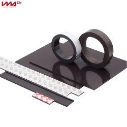 مغناطيسات برّاد مطاط مرنة ومخصصة لخطوط الصورة PVC/3م