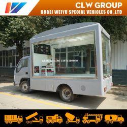 China de Radiodifusión de exportación de camiones con 3 lados el desplazamiento de pantalla de póster y el 1 de Billboard de la pantalla LED del lado del camión a la venta de publicidad exterior