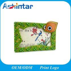 Design personalizado de Animais Marinhos Molduras Fotográficas magnético em PVC maleável