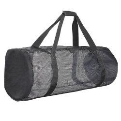 屋外スポーツ装置のDuffle袋を運ぶか、または洗う実用的なPocketable旅行網袋