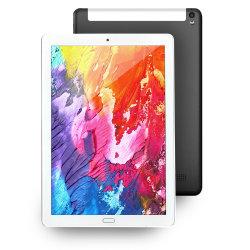 Ordinateur tablette Yzy 10.1 pouces, 4G+64Go WiFi Dual SIM Android Tablet Octa-Core processeur 2,6 Ghz 1280X800 affichage IPS Mini PC Tablette (noir)