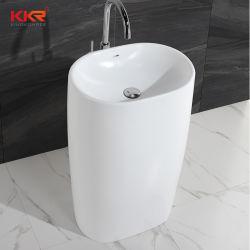 수지 돌 목욕탕 세면기 주춧대 목욕탕 수채 (KKR-200224-4)