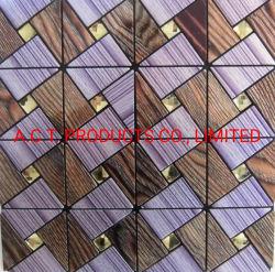 Guangzhou-Mosaik-zusammengesetztes Aluminiumpanel (RCB-MSK1401)