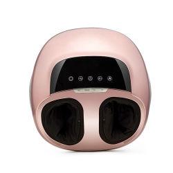O Shiatsu Infrared aquecimento eléctrico massajador de pé, equipamento eléctrico de vibração pé massagem, Profunda Pé Amassar