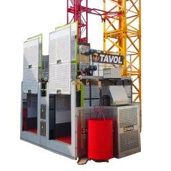 2 Tonnen Tragkraft Bau Gebäude Hebezeug von Personenzug