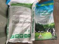 Fosfato dicálcico granuladas 18% Grau de alimentação preço de fábrica CAS 7789-77-7