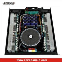 amplificador de potência do sistema de som profissional exterior amplificador de áudio de Potência (PA)