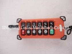 Controle remoto sem fio industrial de segurança para gruas de elevação