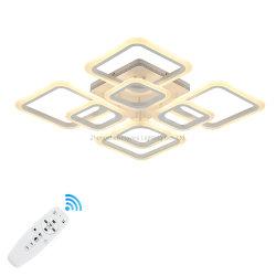 Moderna LED apagar a luz de teto de cristal lâmpada Pendente Quarto decorando a lâmpada de iluminação LED falso