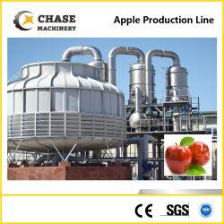 Concentrado de Turnkry automática Apple/Laranja/Sumo de ananás/produção de bebidas máquina de enchimento de linha a linha de processamento de suco de frutas suco de linha de enchimento asséptico