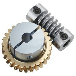 Kleiner Minimikromessingendlosschrauben-Gang-Radsatz-kundenspezifischer Hersteller Ts16949