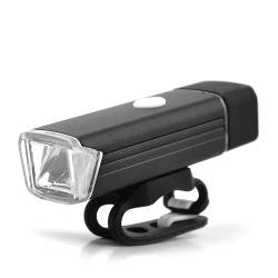 Аккумулятор USB алюминия, 800 Мач XPE 5 Вт Светодиодные лампы переднего велосипед Highlightedwater доказательства