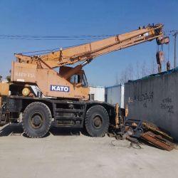 2006 Jaar Originele Japan Gebruikte Kato Kr-300 de Ruwe Kraan van het Terrein