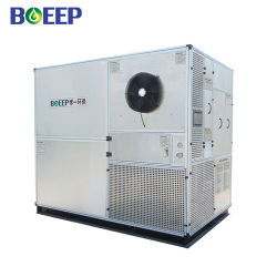 CE/ISO/SGS Source d'air sécheur de boues de pompe à chaleur le matériel utilisé dans le projet de traitement des boues