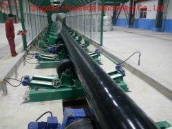 Оборудование для нанесения двухслойного трехслойного антикорозионного покрытия на стальные трубы