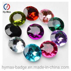 Kundenspezifischer Acryldiamant-Kühlraum-Magnet-harter magnetischer Kühlraum-Magnet