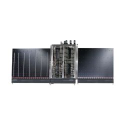 중국 제조업체 CE 인증 수직 유형 자동 평면 플로트 프로스팅 유리 세탁기