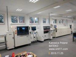 Línea de producción Asamblea PCB SMD