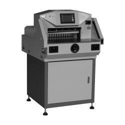 Canto do papel eléctrico da máquina de corte do cortador