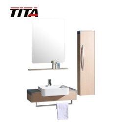 Vneer madera contrachapada Muebles de Baño Set / Gabinete / Cuarto de baño Cuarto de baño armarios colgantes Th9015