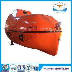 MarineRettungsboot-total beiliegendes Rettungsboot fiberglas-Bootsolas-FRP