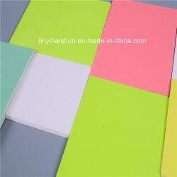 Китай на заводе поставщика красочные/БЕЛЫЙ ПВХ пена для пользовательских