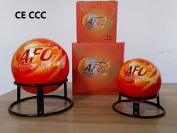Pó de 1,3 kg de atirar Automatic Extintor de Incêndio Ball Travando Fábrica Extintor venda Elide/AFO extintor de incêndio/dióxido de carbono/incêndios valv