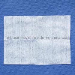 構成の綿パッドの使い捨て可能な顔の綿