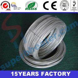 Cavo di alluminio/fune di fascia del riscaldatore dell'elemento riscaldante del bicromato di potassio industriale del ferro