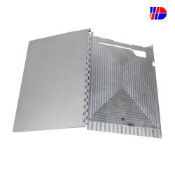 Fresadoras CNC torno giratorio con especial piezas de aluminio como modelo de portátil