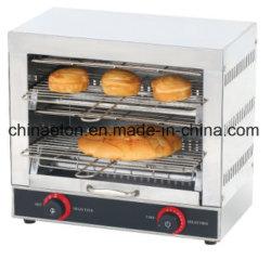 Elektrischer Brot-Scheibe-Toaster für die Küche, die Et-A360 trägt
