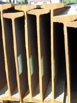 MS Universal I Beam for Steel Structure (حزمة الأشعة الأولى العامة من