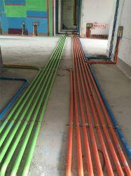 PPRの冷たい熱湯の合成の浴室の管