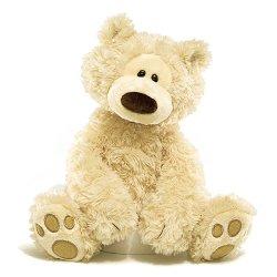L'abitudine ha farcito il giocattolo della peluche dell'orso dell'orsacchiotto