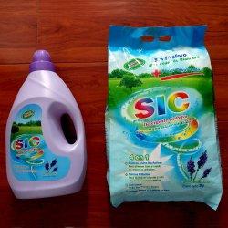 Qualitäts-reinigendes Hersteller-flüssiges Reinigungsmittel-Wäscherei-Puder