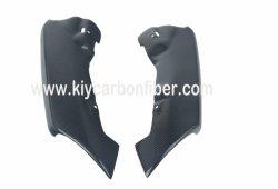 Корпус из углеродного волокна под сиденьем в задней части крышки для Кавасаки Zx 6r