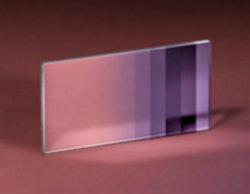 De hoge Aangepaste Precisie stapte de Neutrale Optische (ND) Filters van de Dichtheid