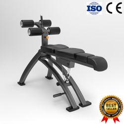 Banc d'alimentation d'experts de l'exercice de l'équipement Équipement de gym Ab Conseil réglable