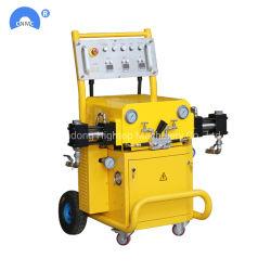 معدات عزل إسفنج الرشاش الهيدروليكي Cnmc CE Graco