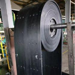 높 힘을%s 가진 St1600 Steel Belt Rubber Conveyor Belt