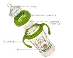 Оптовая торговля PPSU бутылочка для кормления малыша пластиковую бутылку молока с продуктами и лекарствами США