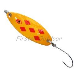 Appâts de pêche 3.5cm Yfsp06 2g Single-Hook cuillère en métal leurre de pêche