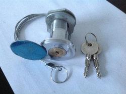 Acessórios da porta da garagem, fechamento de porta da garagem, punho de porta, liberação chave Emergency com tampa do tampão