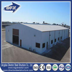 中国の軽い鋼鉄構造製造された安い産業倉庫の建物の計画