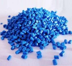 高い分散性と高機能プラスチック原材料の青色 マスターバッチ