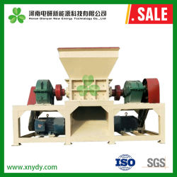 Trituradora de cáscara de coco, palma de la máquina trituradora, trituradora de madera